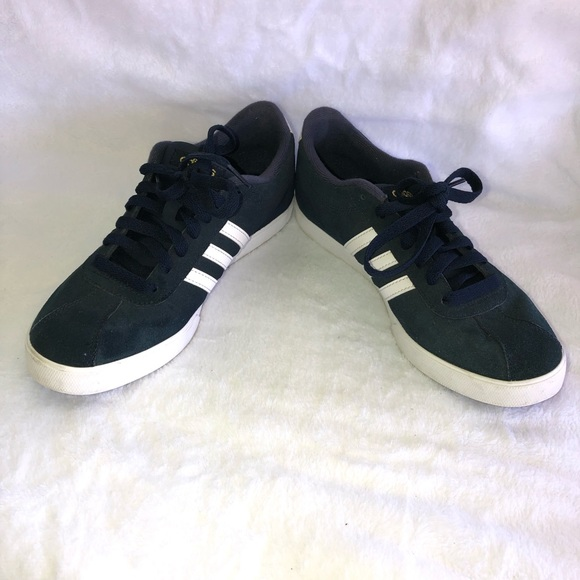 Adidas Neo Comfort Footbed Navy Blue 8